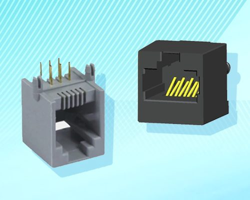 Conectores Modular Jack RJ45