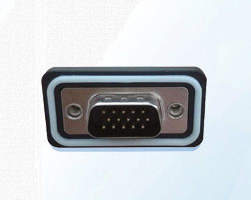 Conectores SUB-D Waterproof & Adaptadores