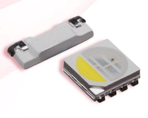 LEDs en SMD